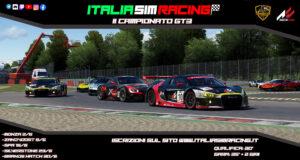 Locandina II Campionato GT3
